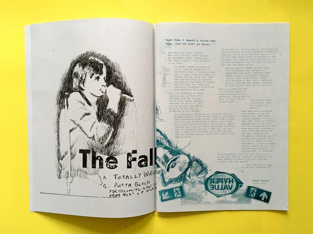 Inge Marleen - The Fall - Neighbourhood of Infinity