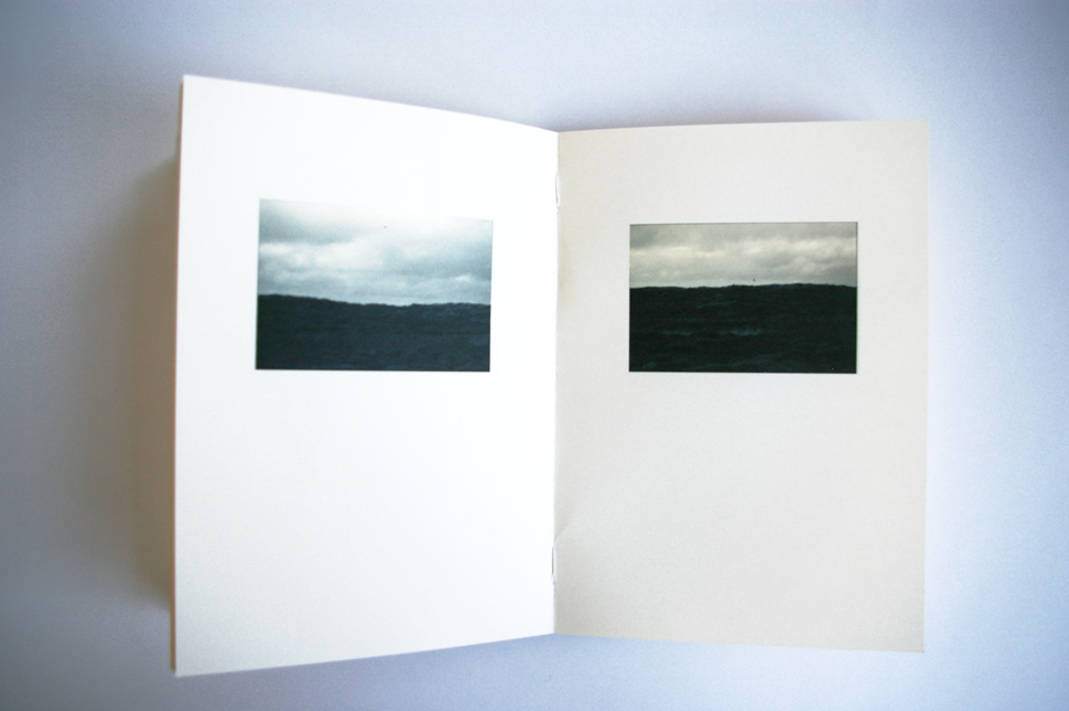Artists' book Birdwatching Expedition to Texel